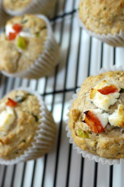 Goat Cheese Muffin