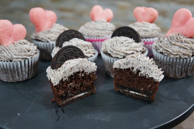 how to make Oreo Chocolate Cake